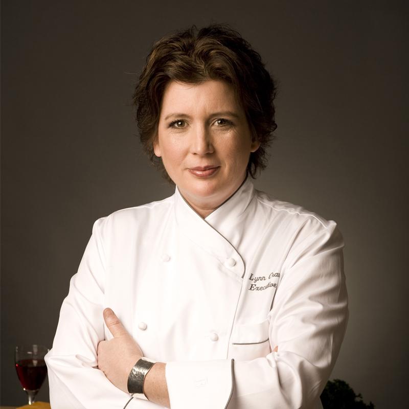 Chef Lynn Crawford - Celebrity Chef, Author, Restaurateur, Canadian Food Ambassador