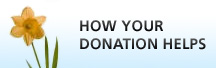 How your donation helps