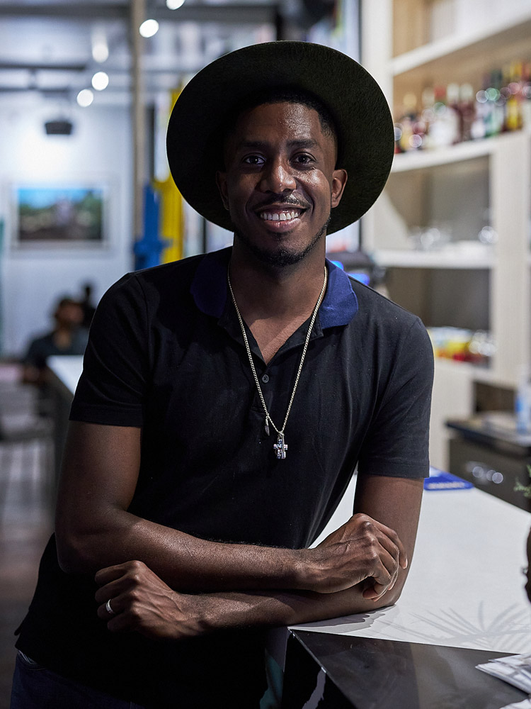 Paul Toussaint - Restaurant Kamúy [http://kamuy.ca/]