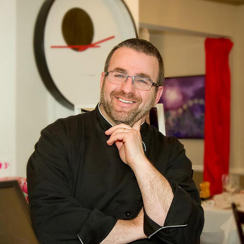 Stéphane Loré - Restaurant Lo Ré [https://www.restaurantlore.com]