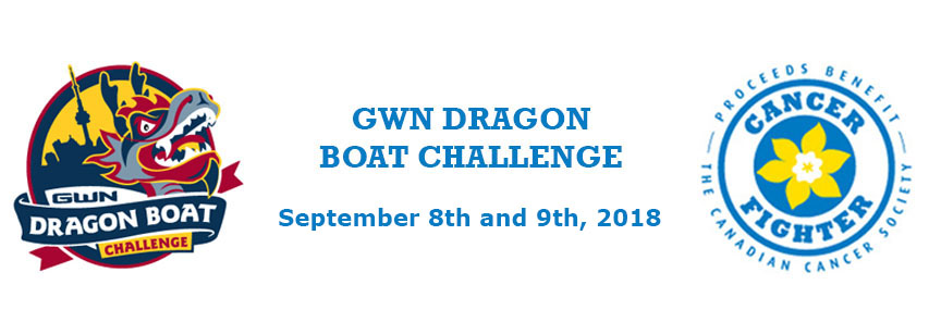 GWN Dragon Boat Challenge 2018: CSA Group - Canadian Cancer Society