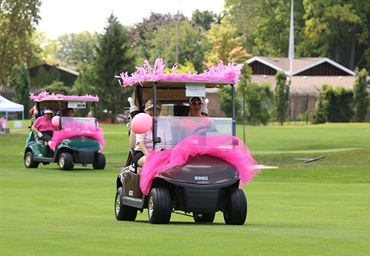 Golf Fore the Cure - Register New Tournament
