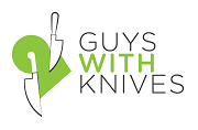 Two Guys with Knives