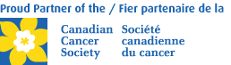 Canadian Cancer Society Proud Partner